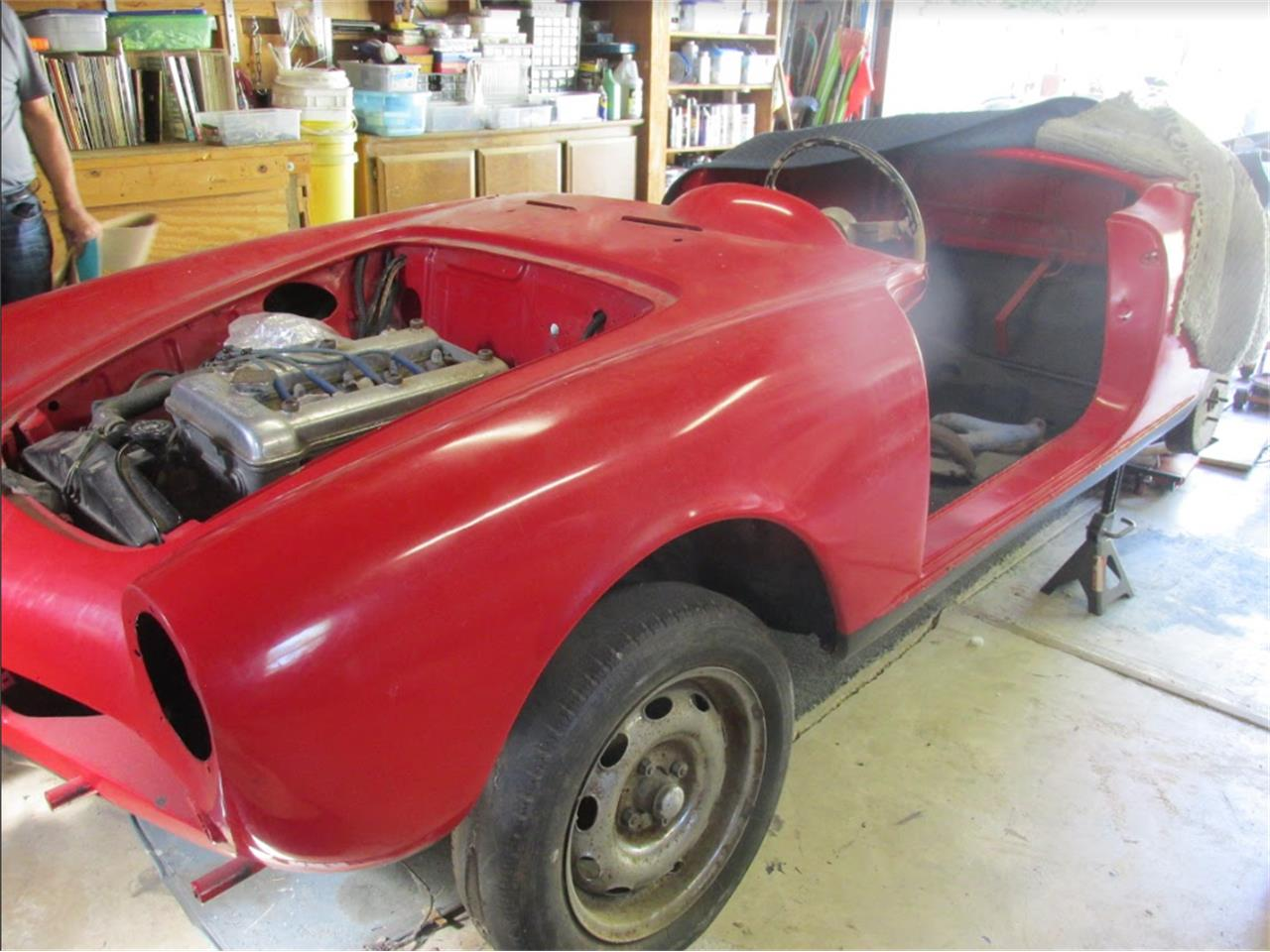 Large Picture of '61 Giulietta Spider - LSUW