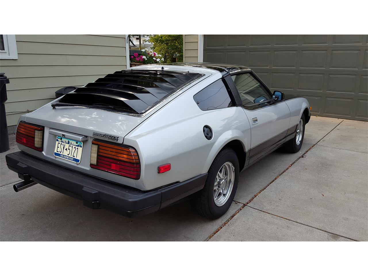 Large Picture of 1982 Datsun 280ZX located in Buffalo New York Offered by a Private Seller - LSV0
