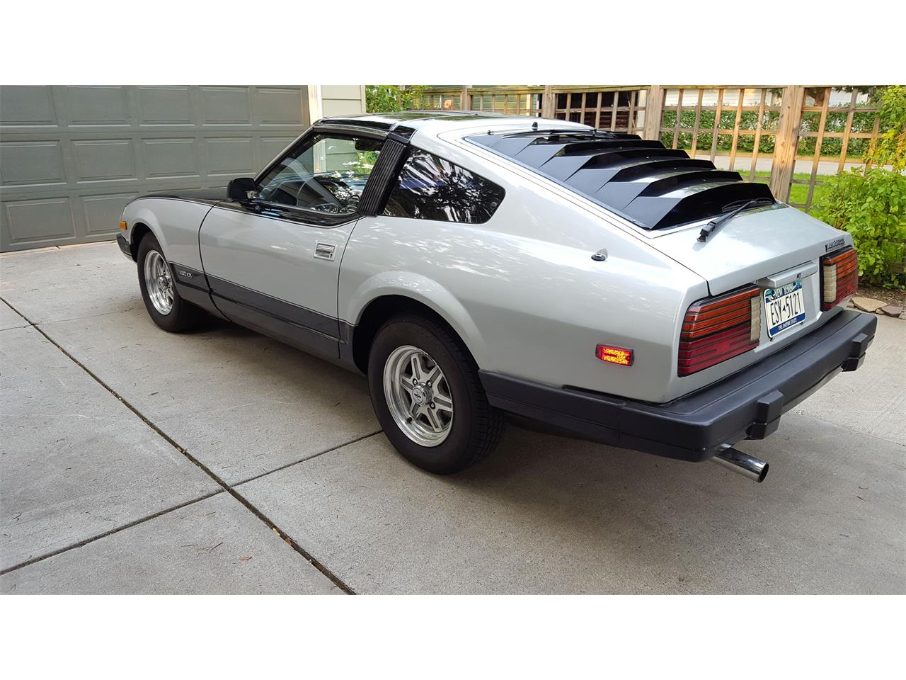 Large Picture of 1982 280ZX located in Buffalo New York - $8,400.00 - LSV0