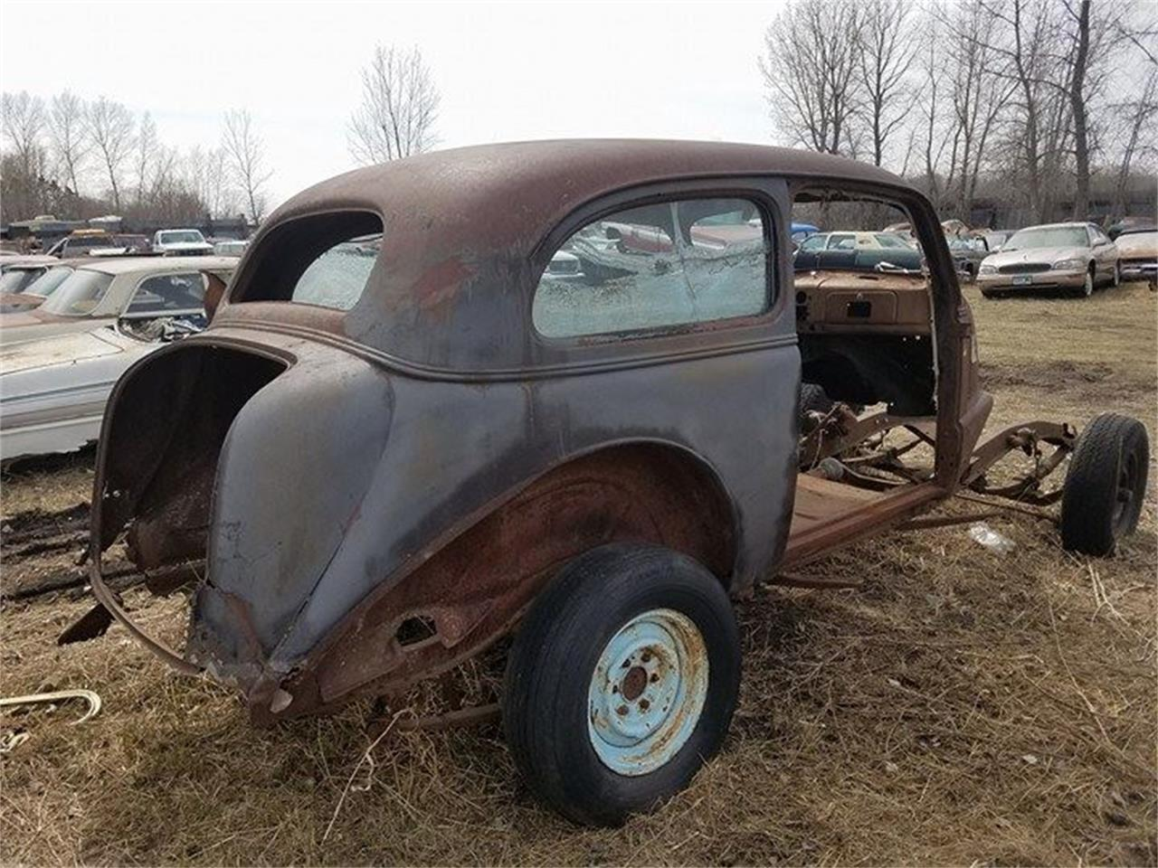 Large Picture of '38 Sedan - LSV7