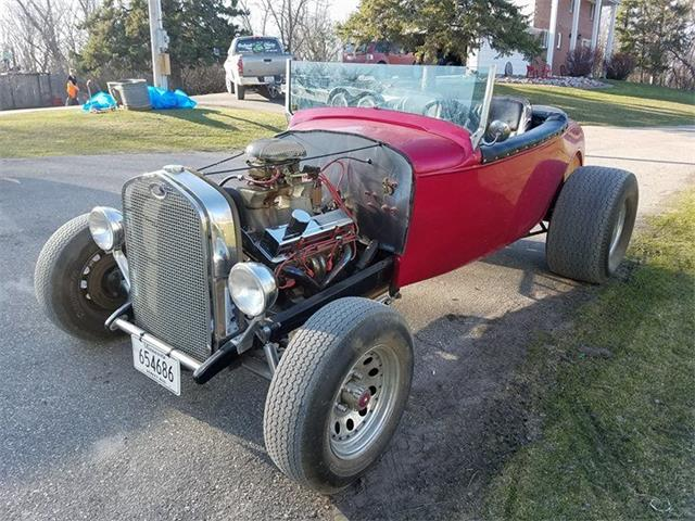 Picture of '31 Ford Roadster located in Thief River Falls Minnesota - LSVN