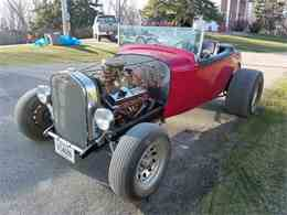 Picture of Classic 1931 Ford Roadster located in Thief River Falls Minnesota - $10,000.00 Offered by Backyard Classics - LSVN