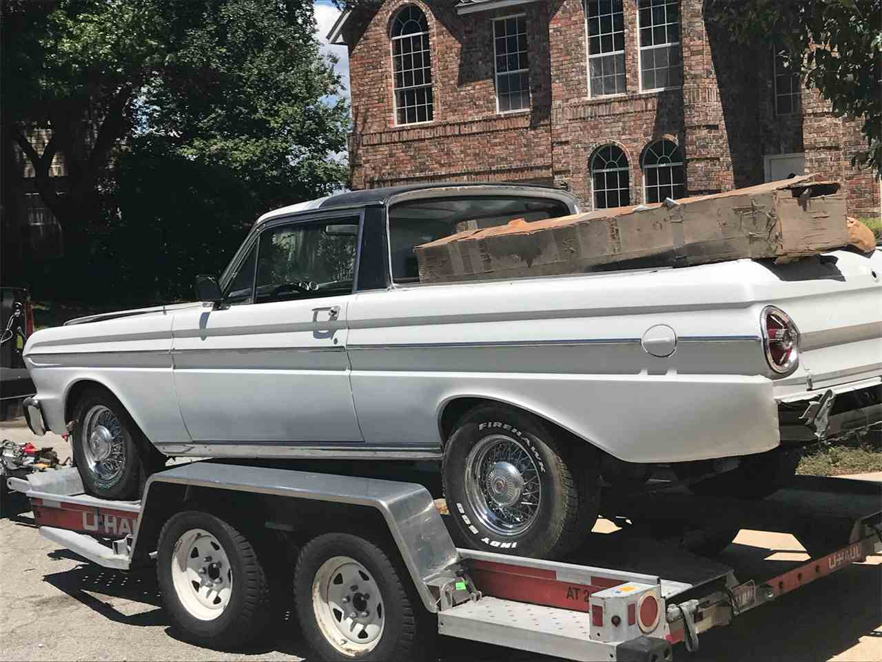 Large Picture of '65 Ranchero - LSVO