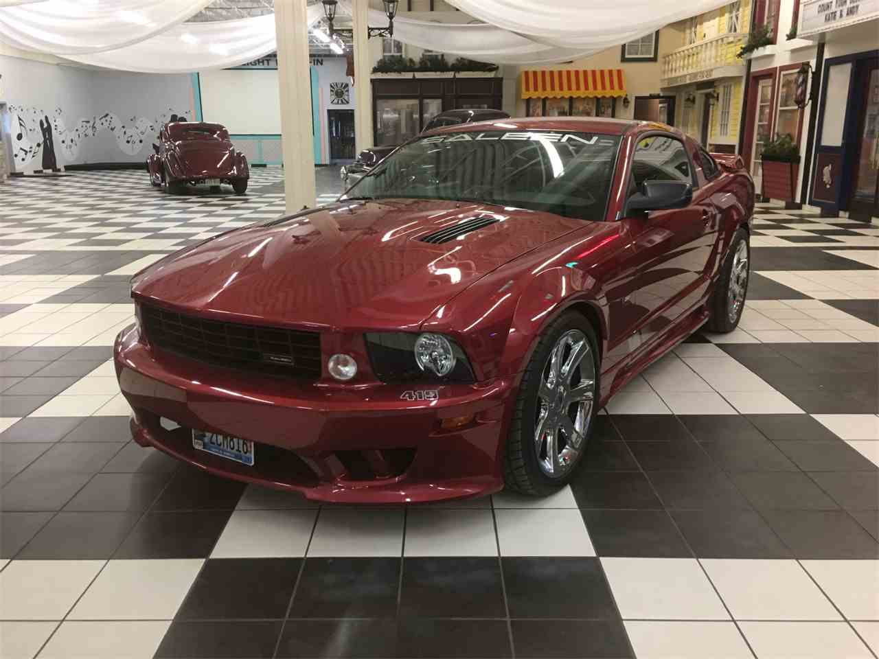 Large Picture of '06 Mustang - LSVT