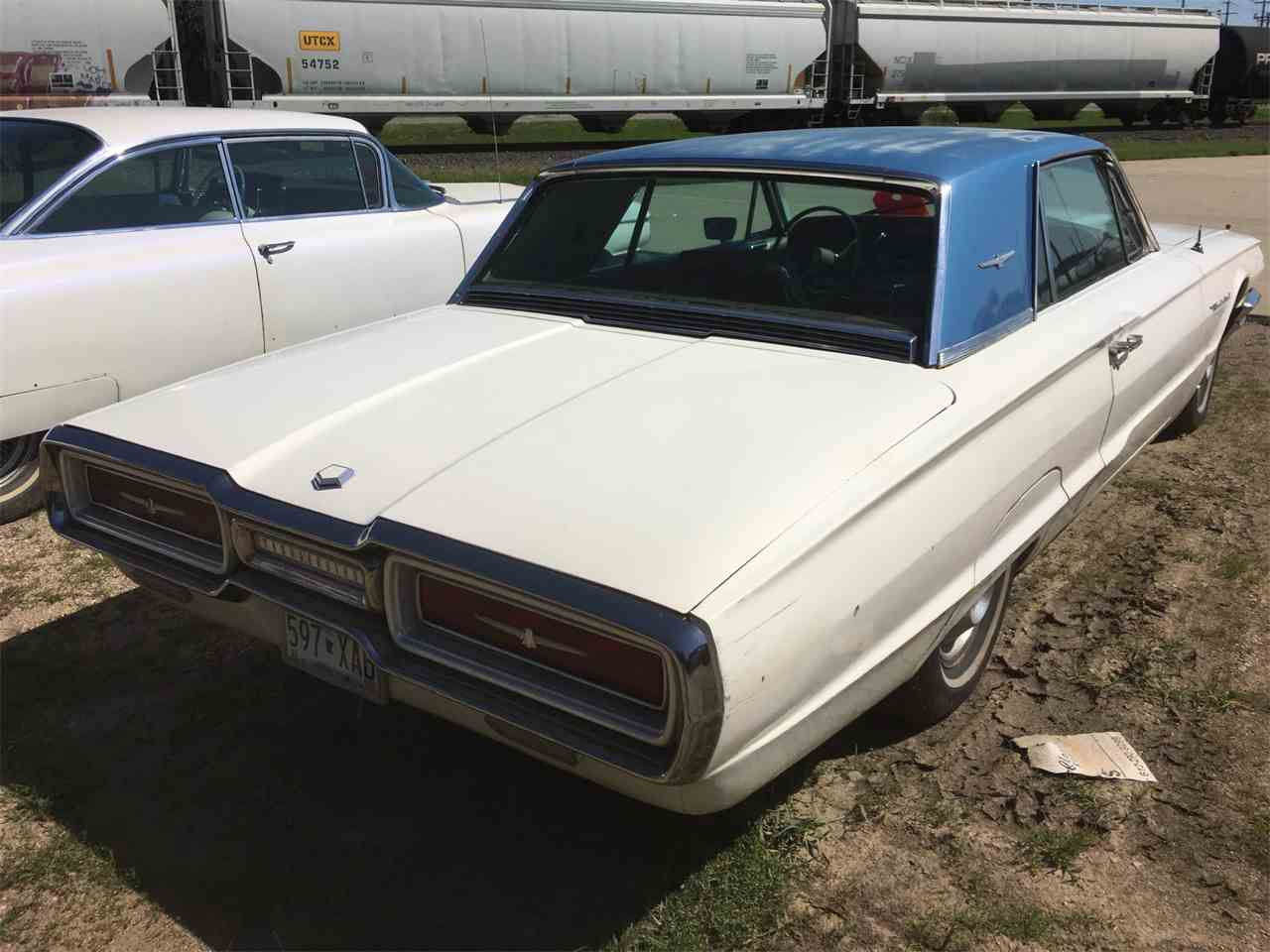 Large Picture of '63 Ford Thunderbird located in Minnesota - $7,900.00 Offered by Classic Rides and Rods - LSVU