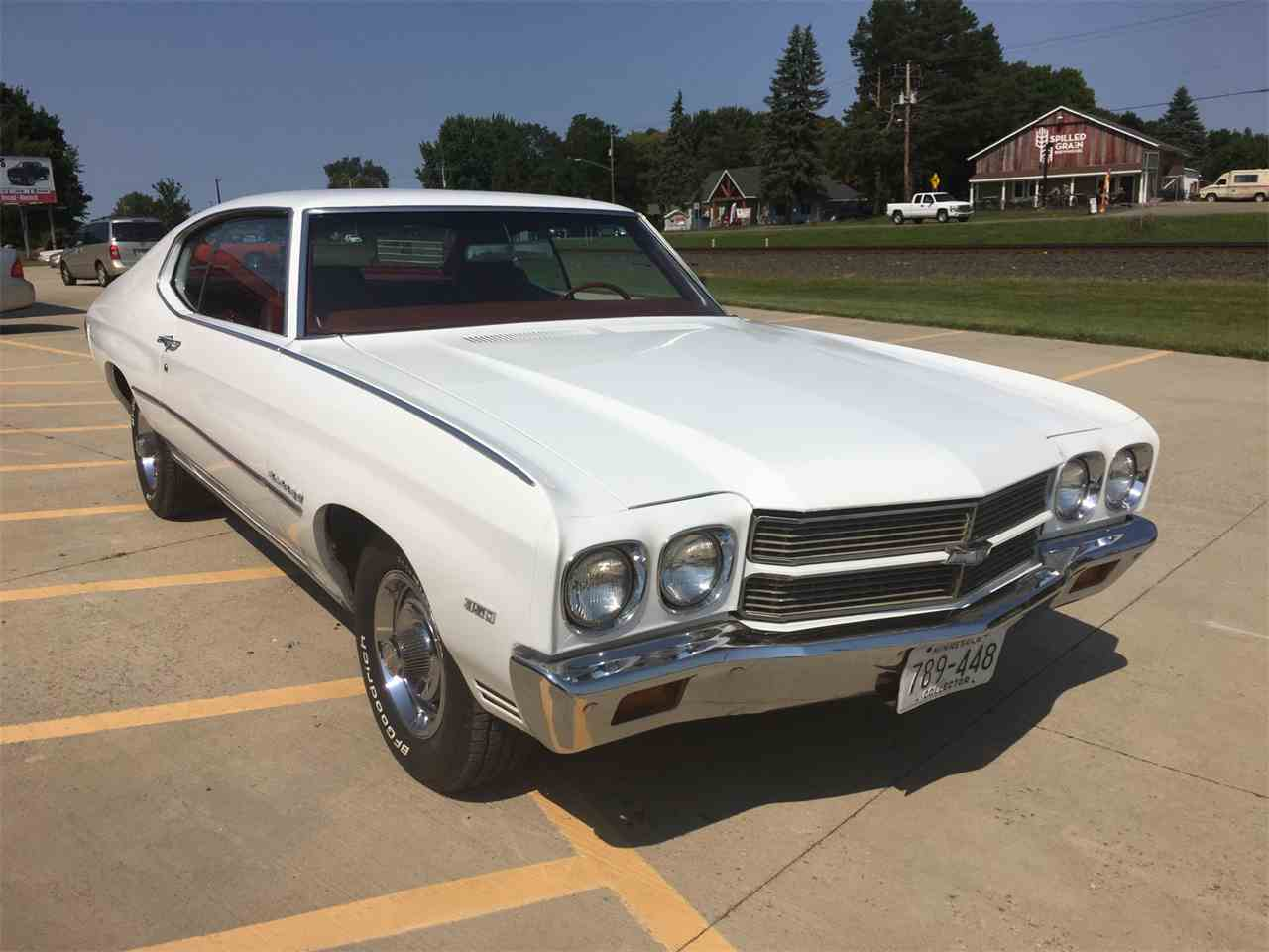 Large Picture of '70 Chevelle Malibu - LSVV