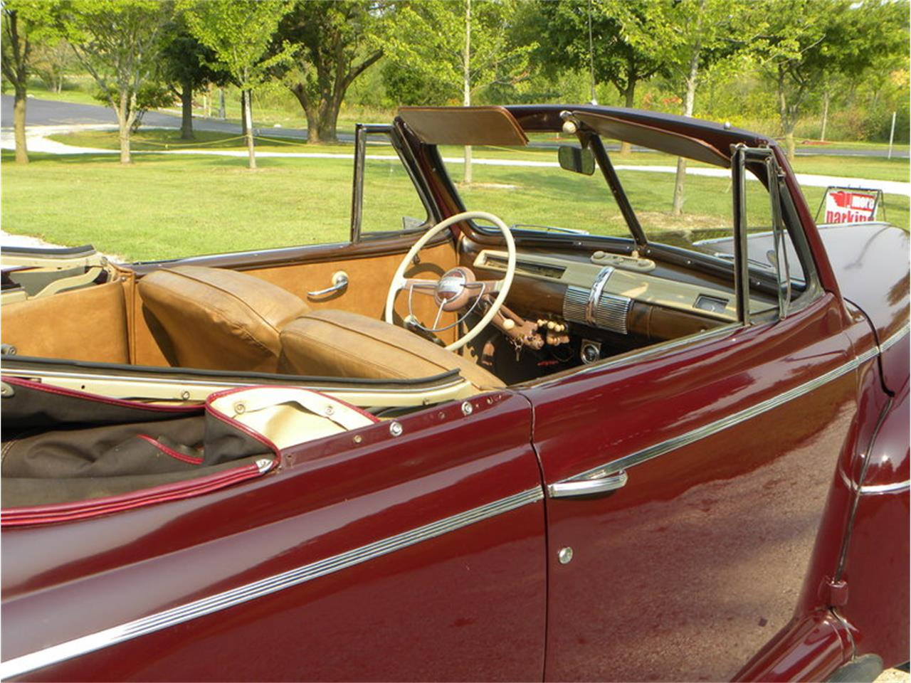 1941 Ford Super Deluxe Convertible Coupe For Sale Large Picture Of 41 Lswb