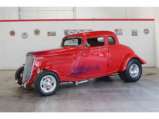 Picture of Classic 1934 Coupe located in California - $74,990.00 Offered by  - LSWF