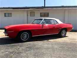Picture of Classic '69 Chevrolet Camaro located in Dayton Ohio - $24,000.00 Offered by Gem City Classic Autos - LSWI