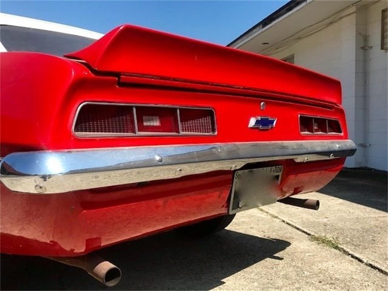 Large Picture of '69 Camaro - LSWI
