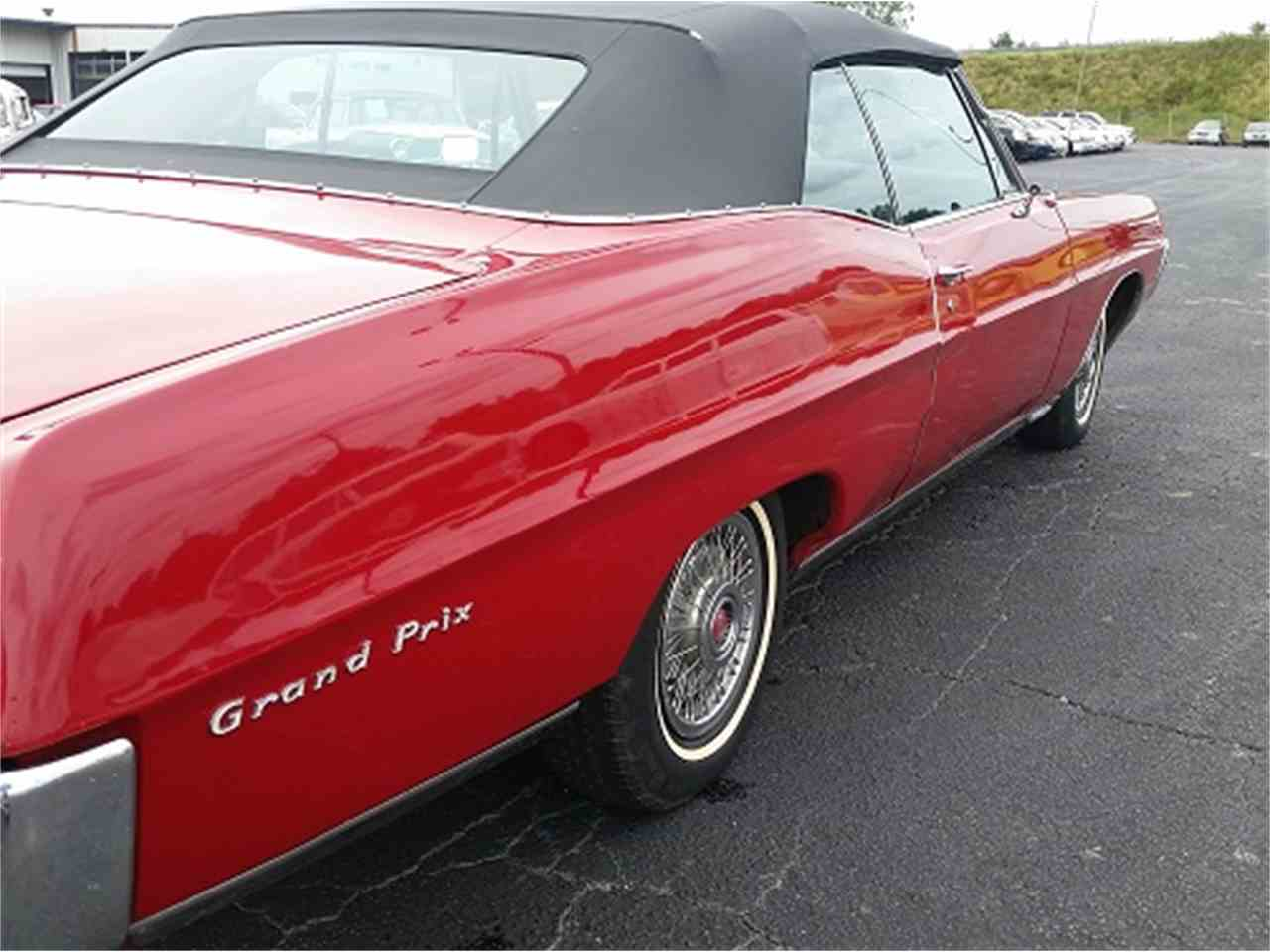 Large Picture of '67 Grand Prix - LSXH
