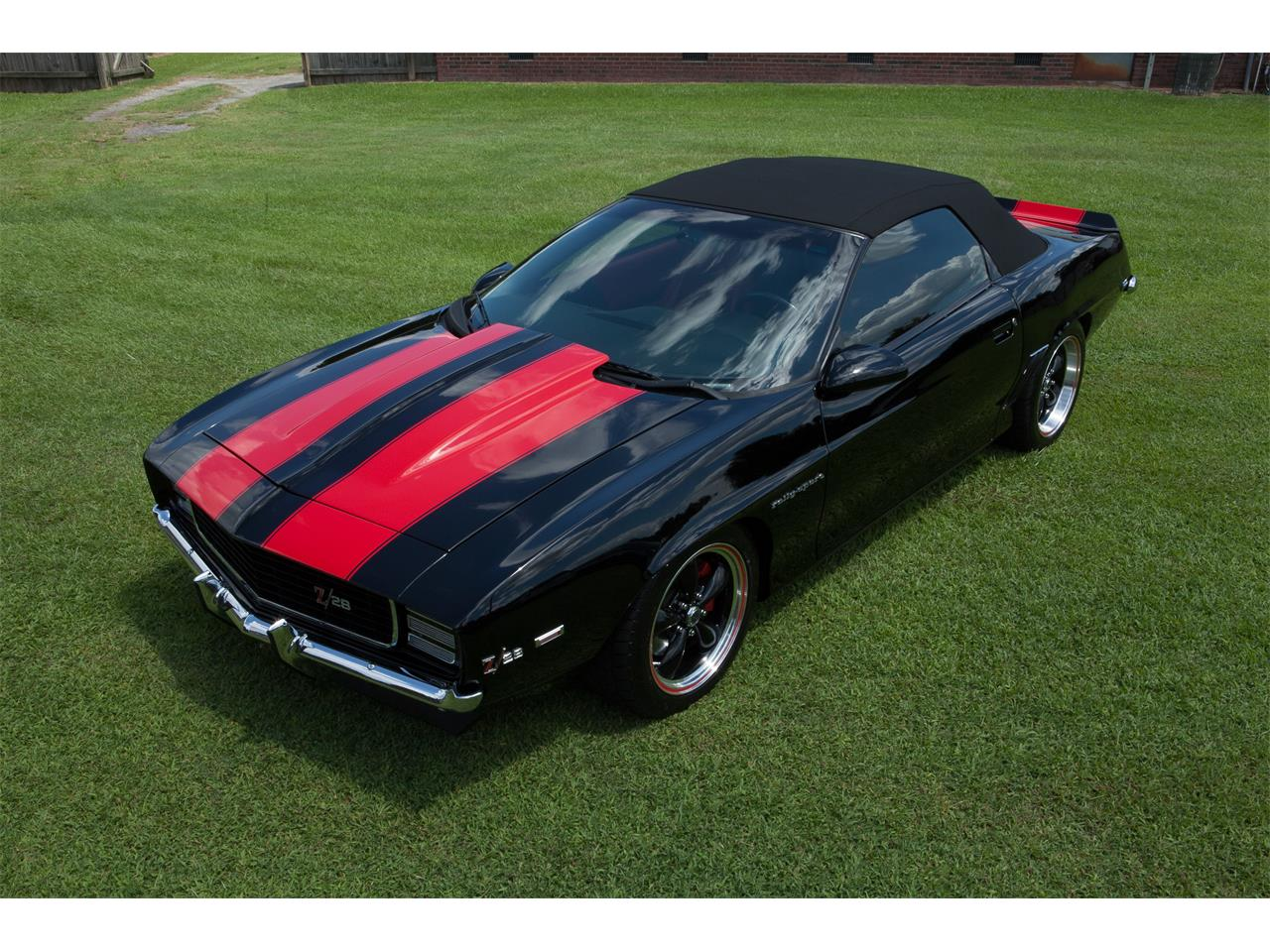 Large Picture of 2002 Camaro SS Z28 located in North Carolina Offered by a Private Seller - LSYD