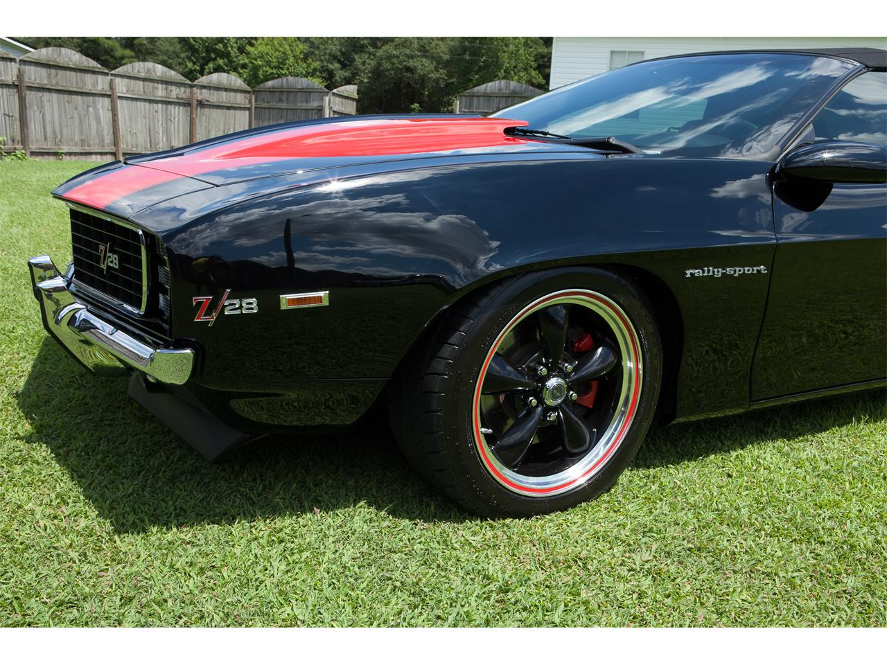 Large Picture of 2002 Camaro SS Z28 located in North Carolina - $50,000.00 - LSYD