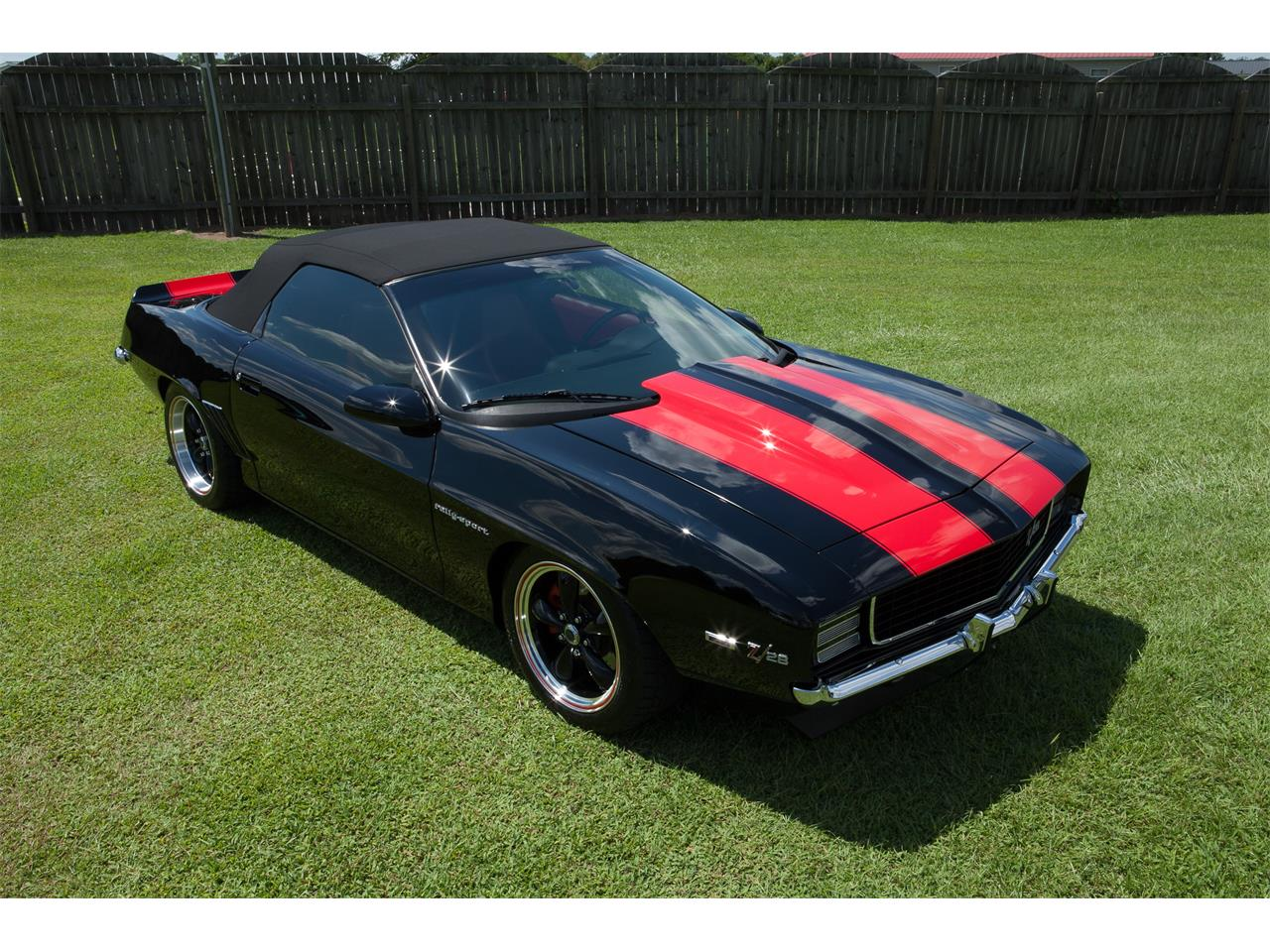 Large Picture of '02 Camaro SS Z28 located in raleigh North Carolina - LSYD