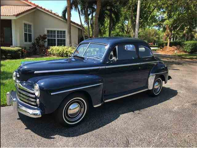 Picture of Classic 1948 Ford Deluxe Offered by a Private Seller - LSYF