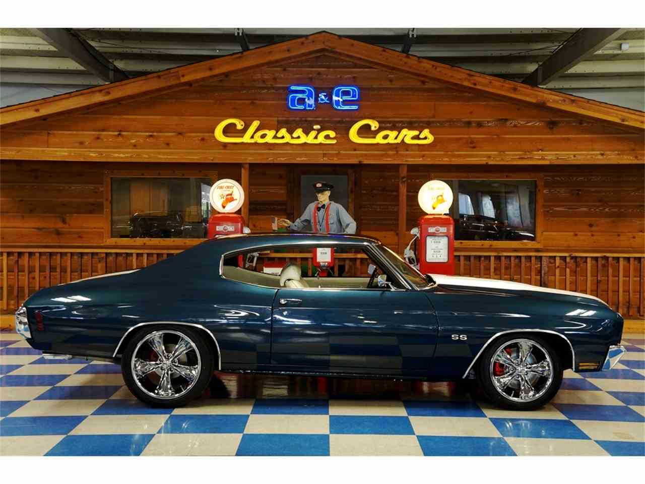 Large Picture of '70 Chevelle - LSYP