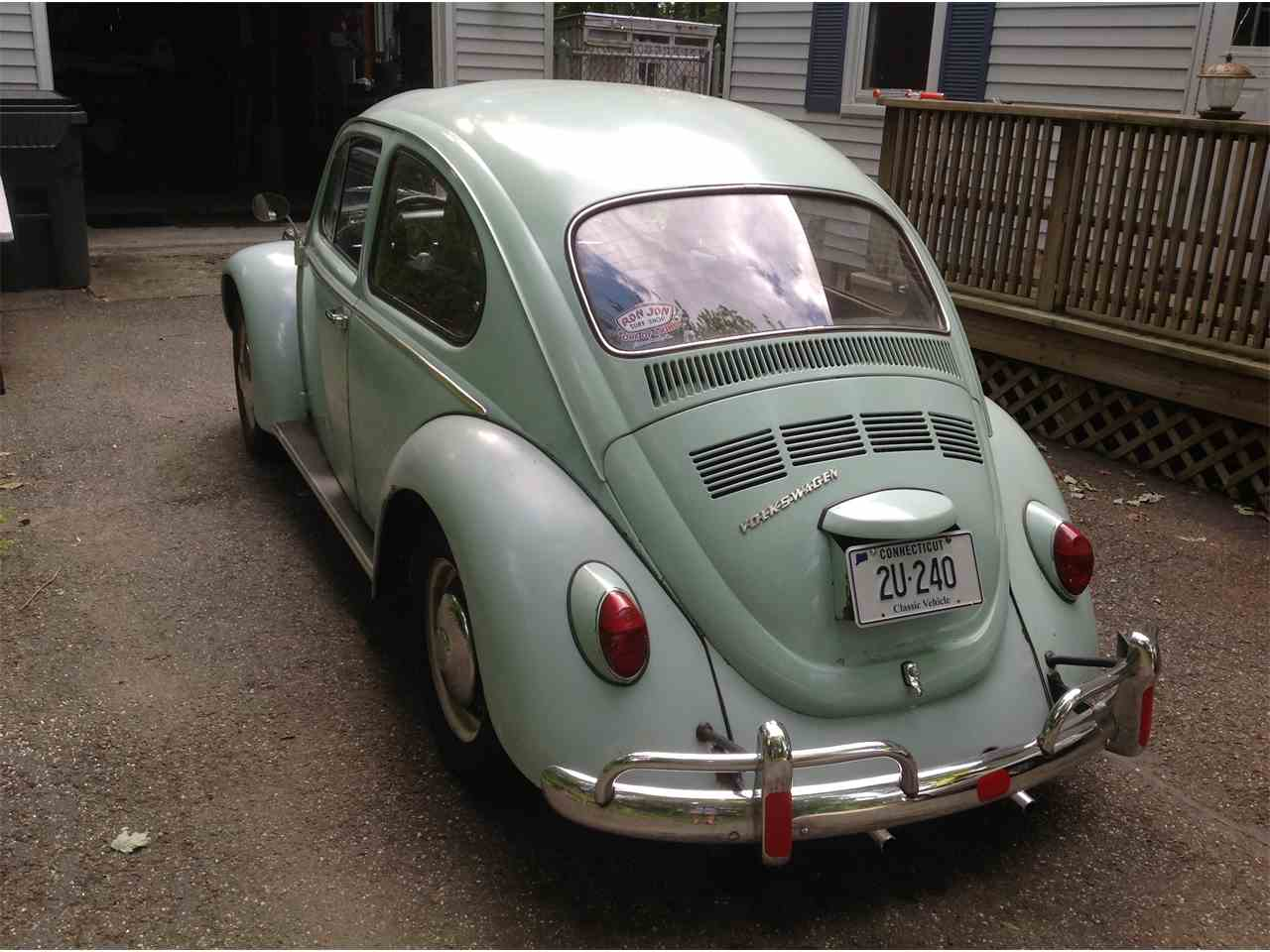 Large Picture of '66 Beetle - LSYT