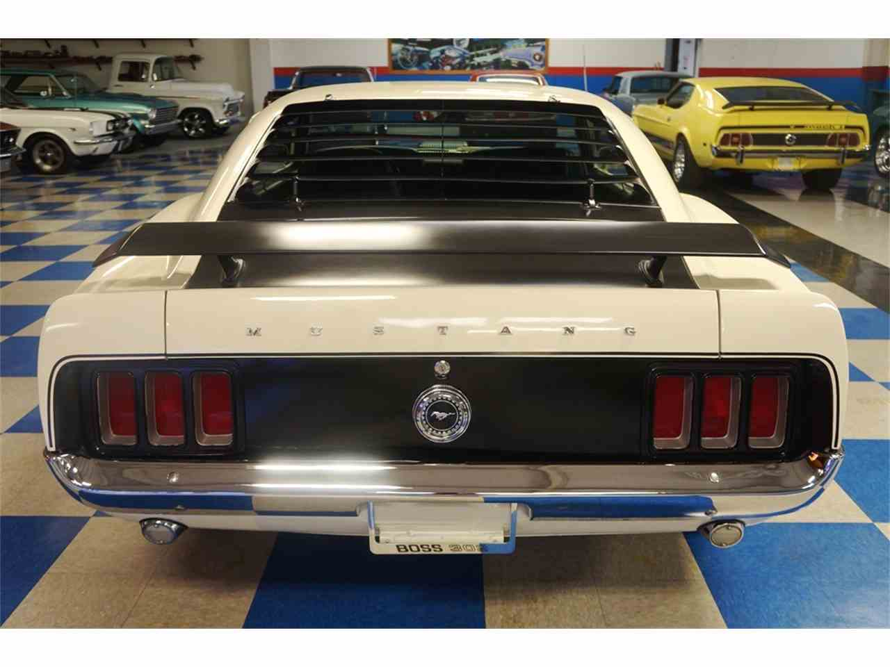 Large Picture of '70 Mustang Boss - LSYX