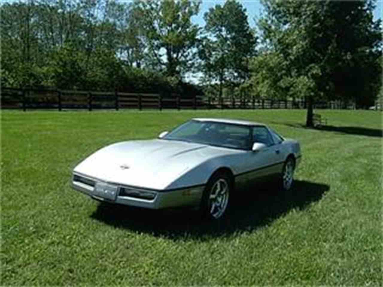 Large Picture of '85 Corvette - LSYY