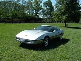Picture of 1985 Chevrolet Corvette Offered by a Private Seller - LSYY