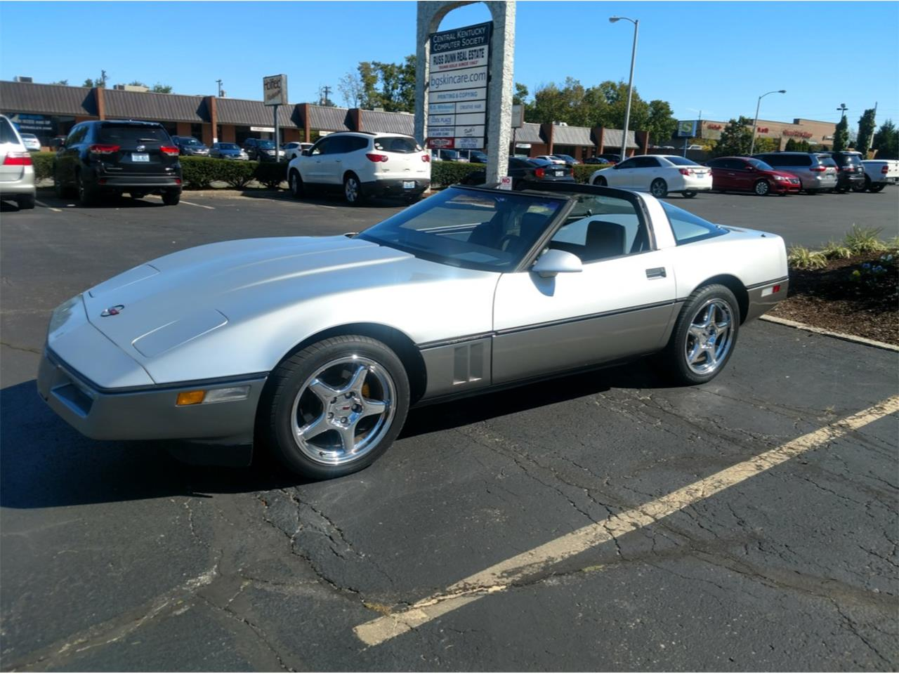 Large Picture of 1985 Chevrolet Corvette located in Lexington Kentucky - $9,500.00 Offered by a Private Seller - LSYY