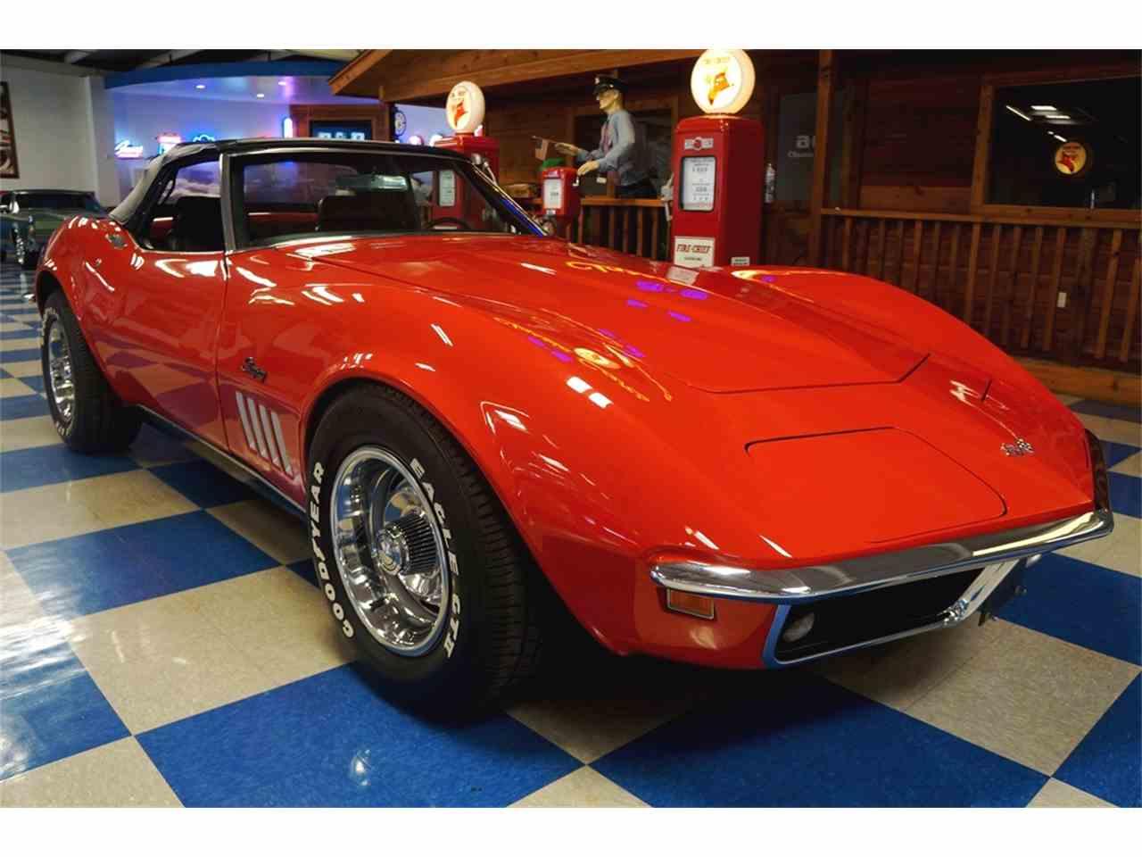 Large Picture of '69 Corvette - LSZ7