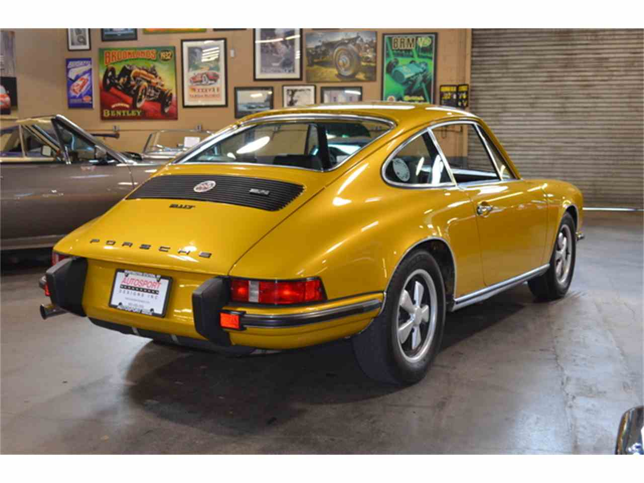 Large Picture of '73 911T - LSZB
