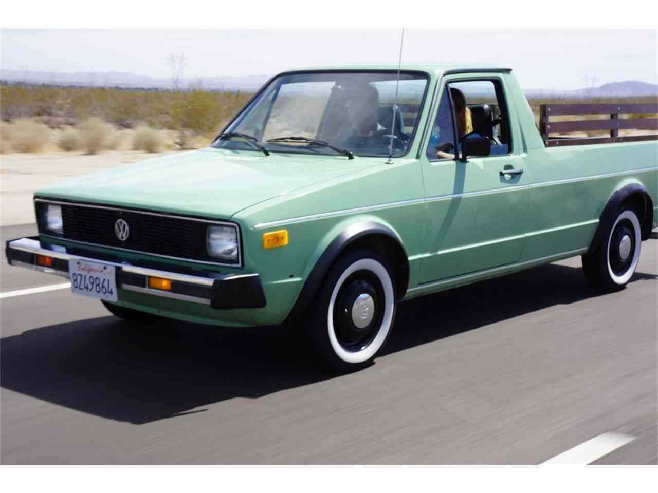 Large Picture of '80 Rabbit Pickup - LSZE