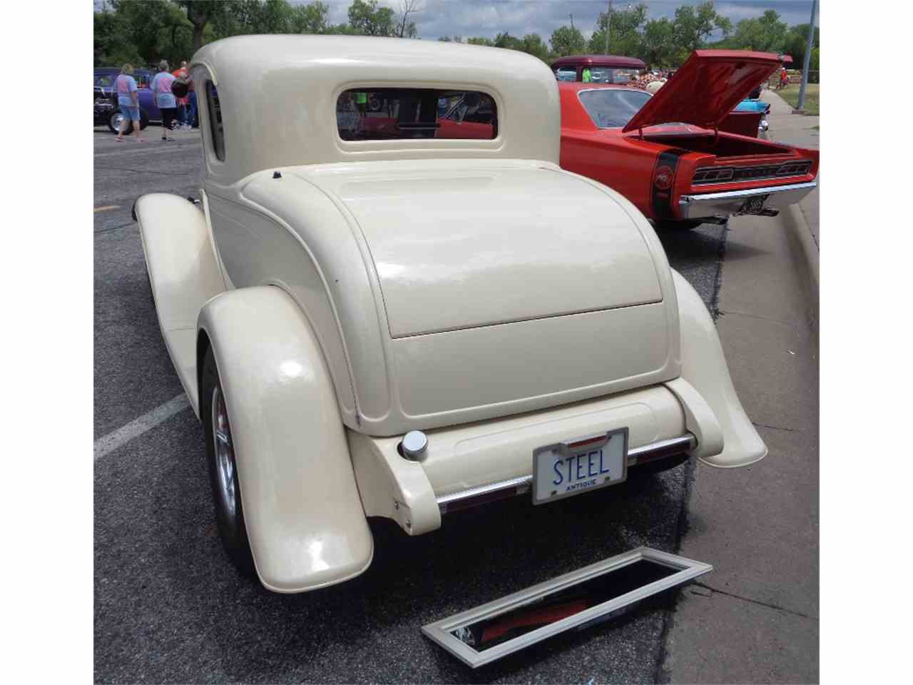 Large Picture of '32 5-Window Coupe - LSZP