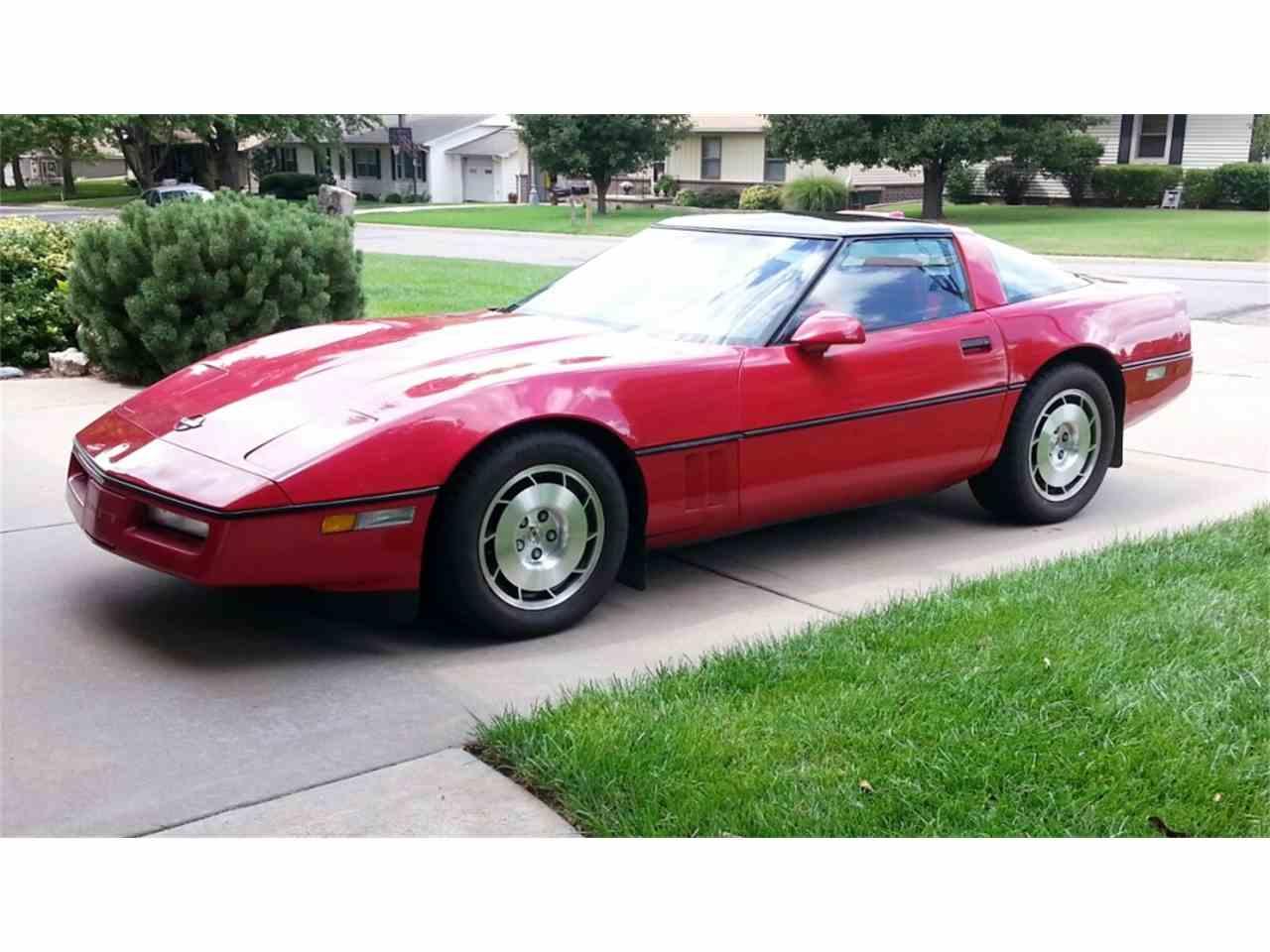 Large Picture of '86 Corvette - LSZU