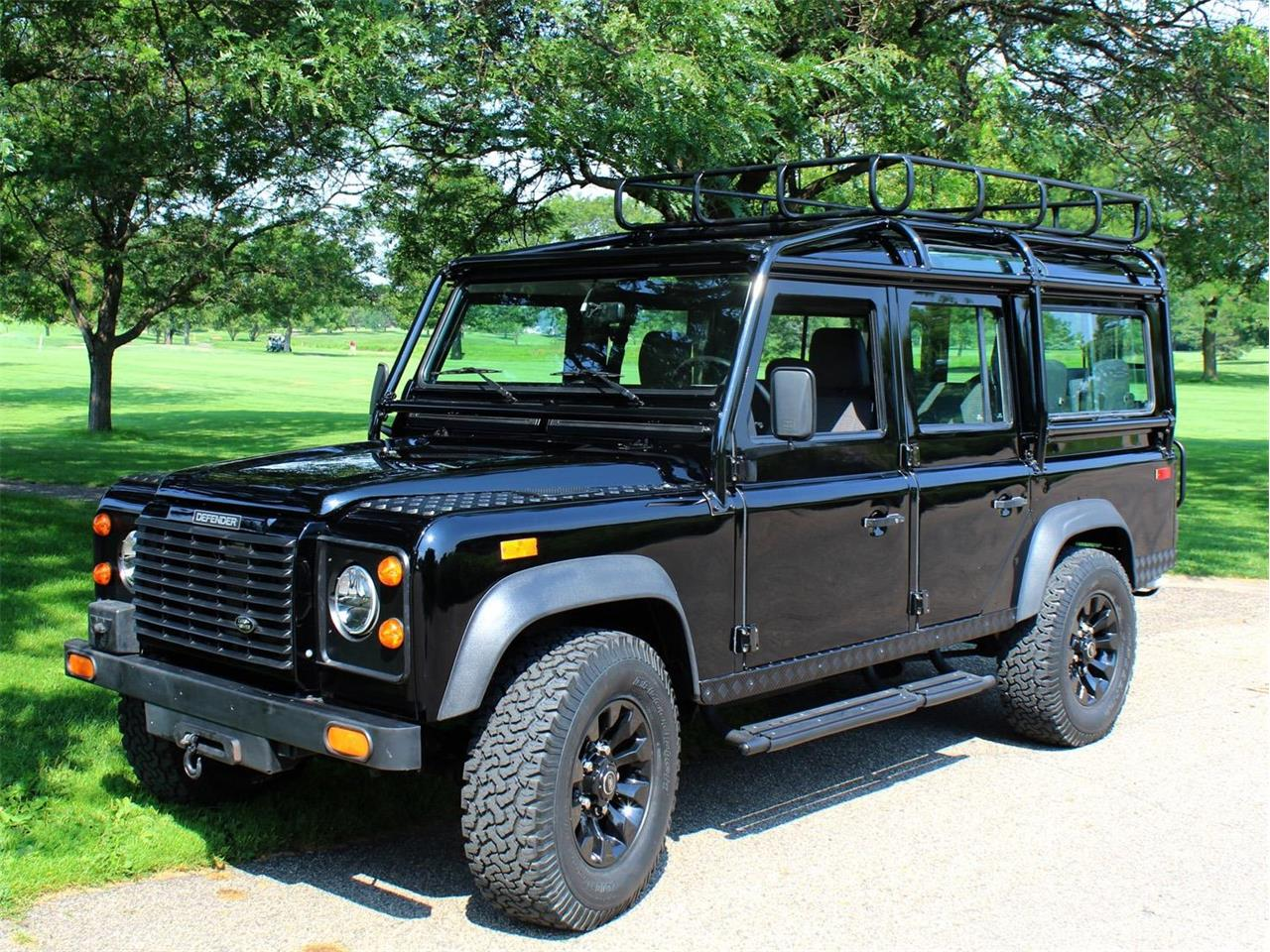 1993 land rover defender for sale cc 1017355. Black Bedroom Furniture Sets. Home Design Ideas