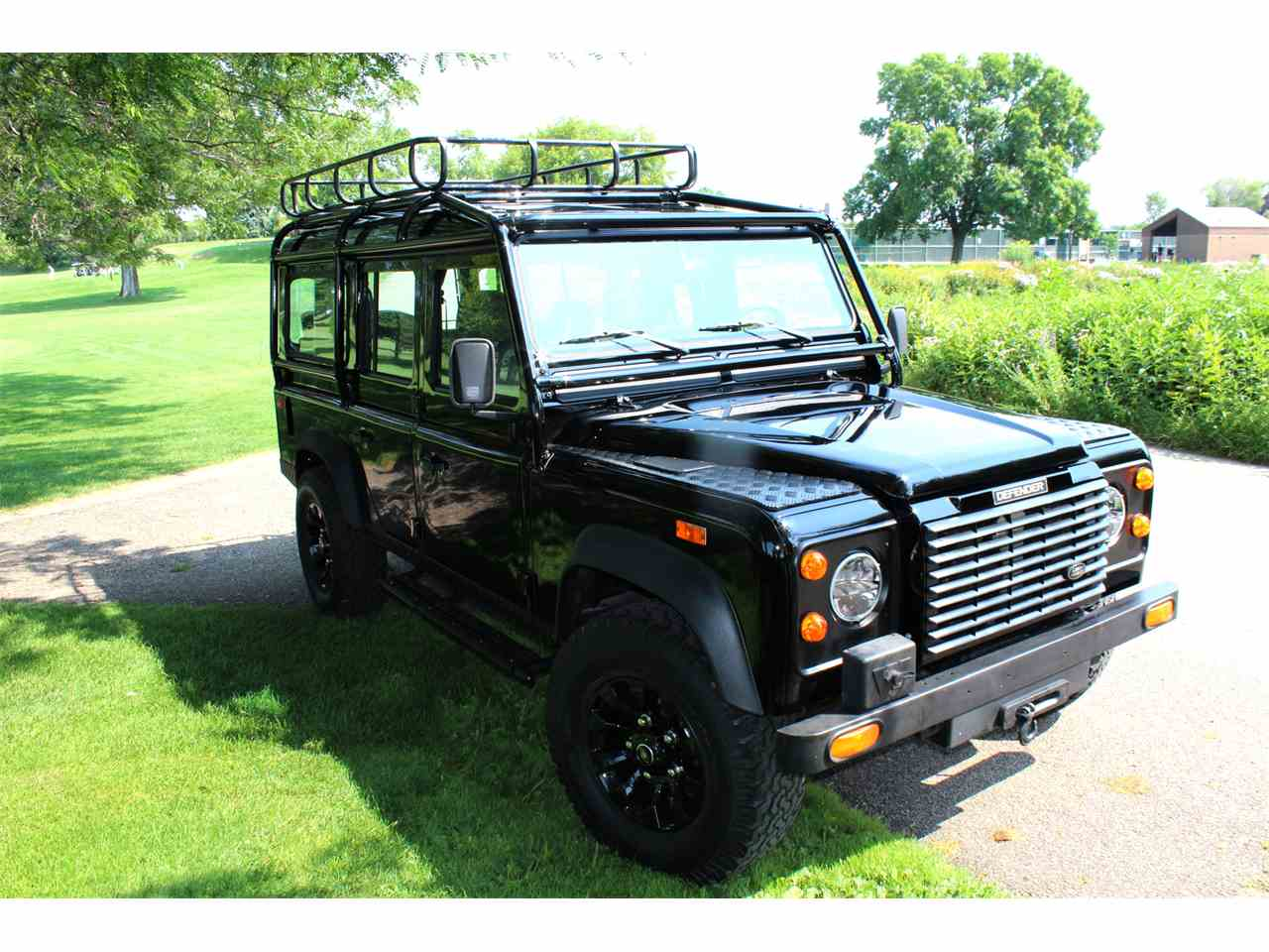 Large Picture of '93 Defender - LSZV