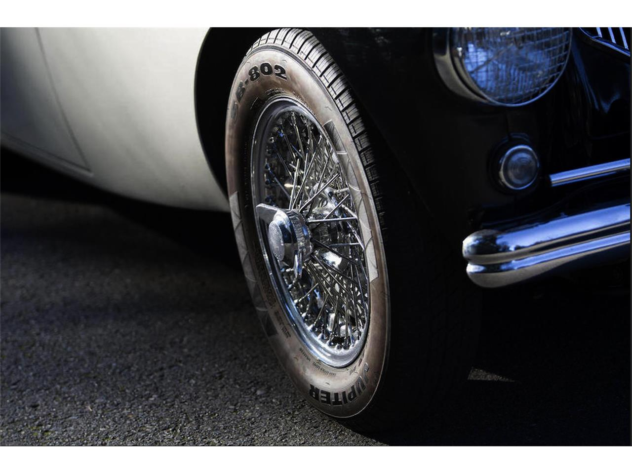 Large Picture of '55 Austin-Healey 100-4 located in Minneapolis Minnesota Offered by Jaguar Land Rover Minneapolis - LT01