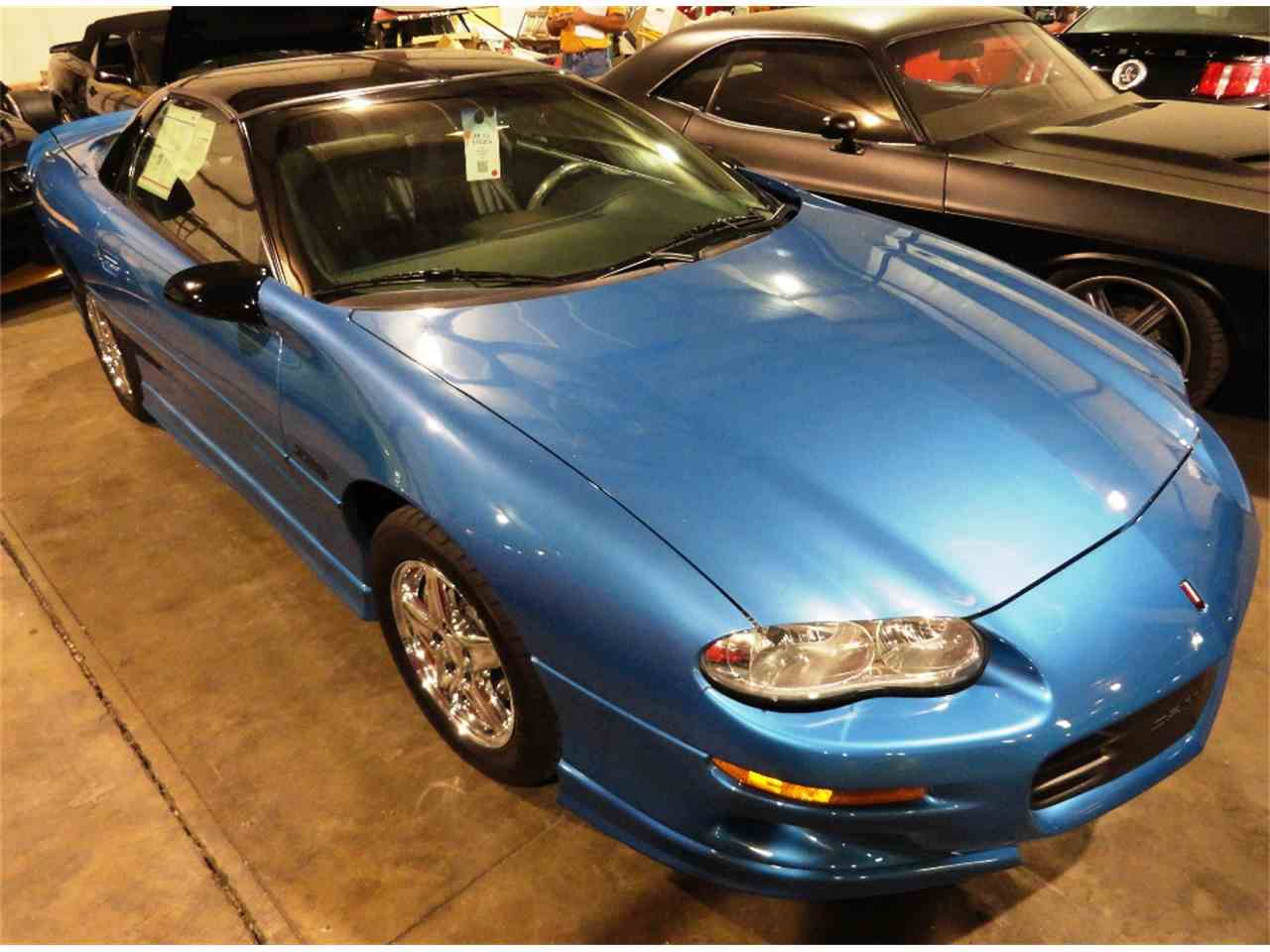 Large Picture of '99 Camaro Z28 - LT0A