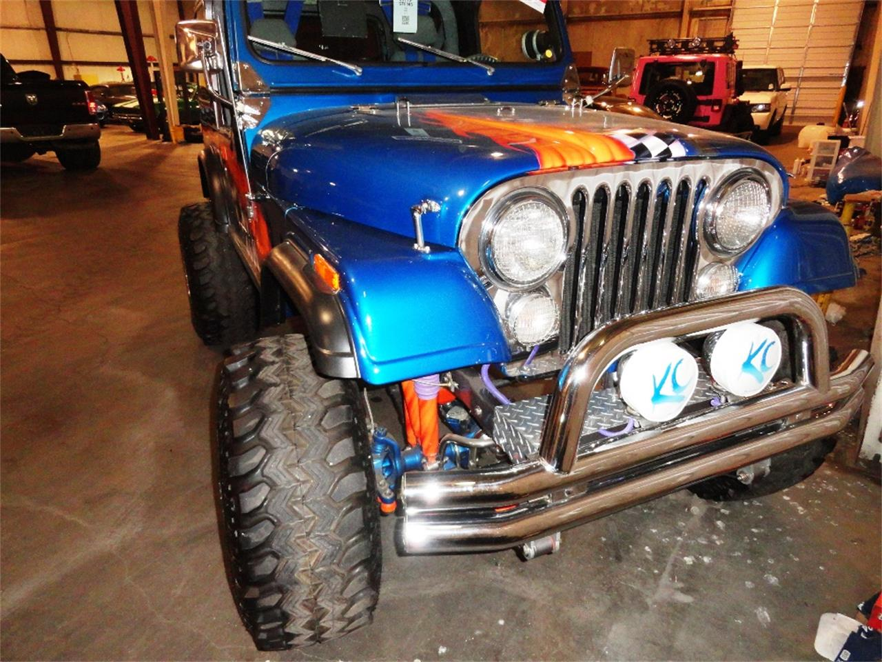 Large Picture of '83 CJ7 - LT0D