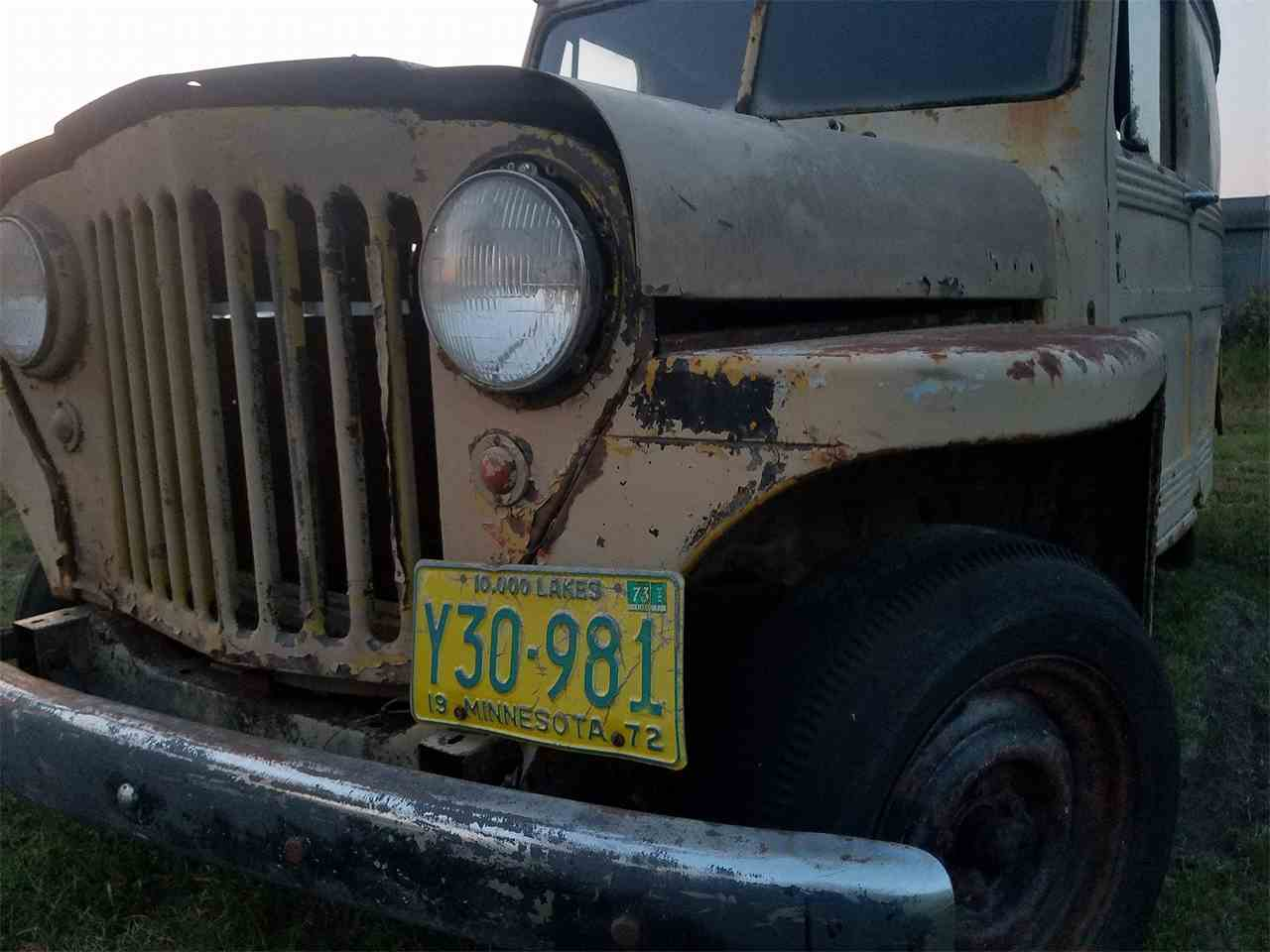 Large Picture of '58 Jeepster - LT0G