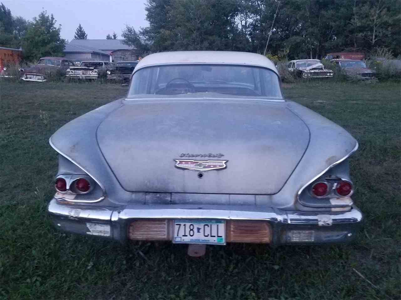 Large Picture of '58 Biscayne - LT0H