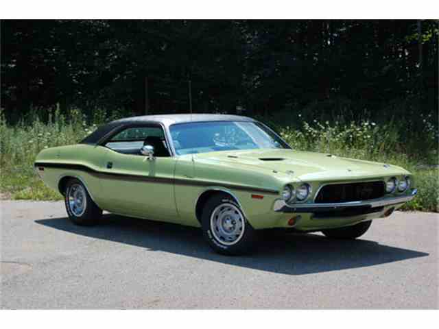 Picture of '73 Dodge Challenger located in Grand Ledge MICHIGAN - $36,500.00 Offered by a Private Seller - LT0J