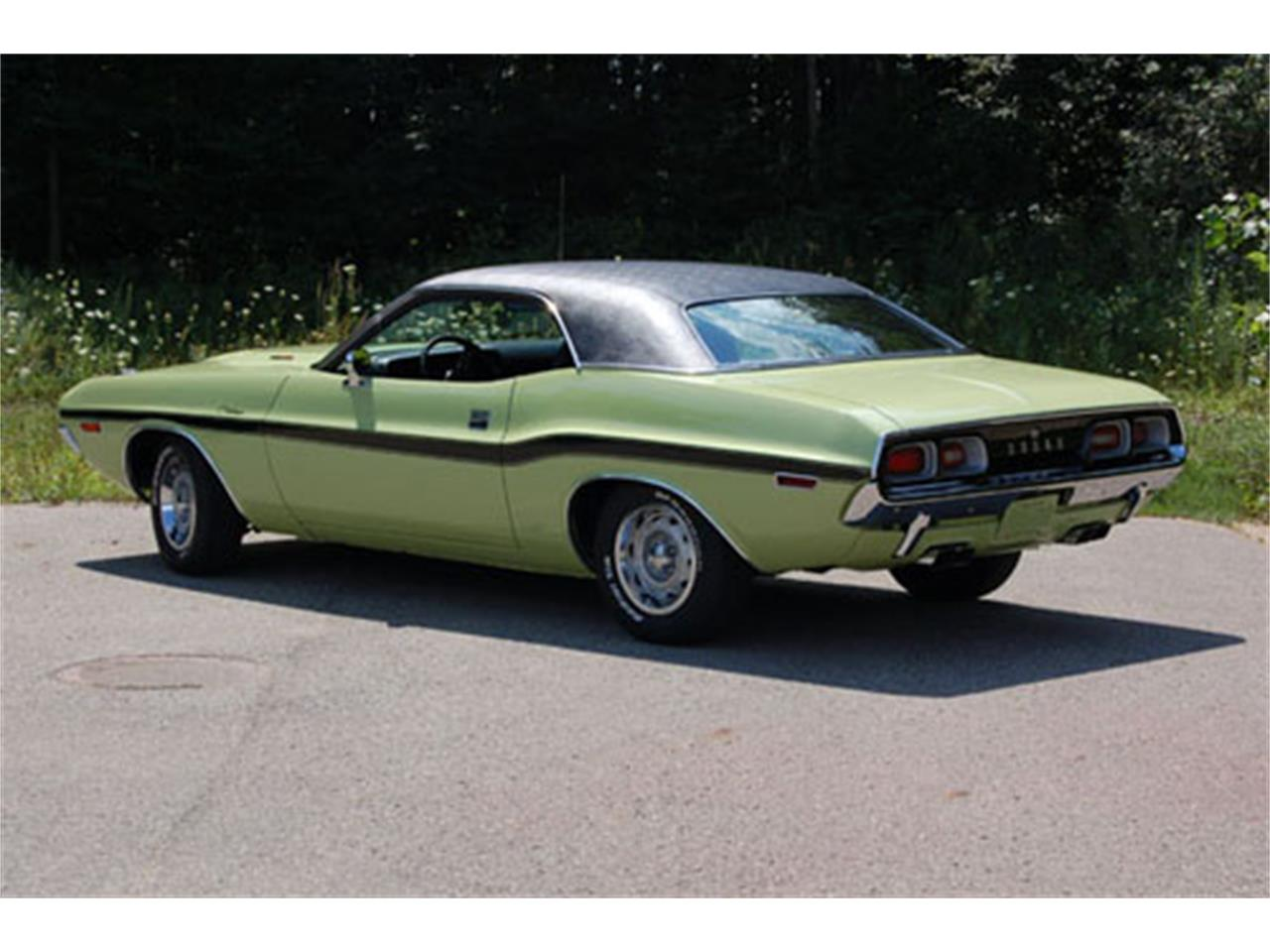 Large Picture of '73 Challenger - LT0J