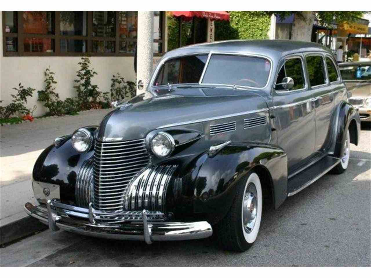 1940 Cadillac Series 72 for Sale | ClicCars.com | CC-1010074