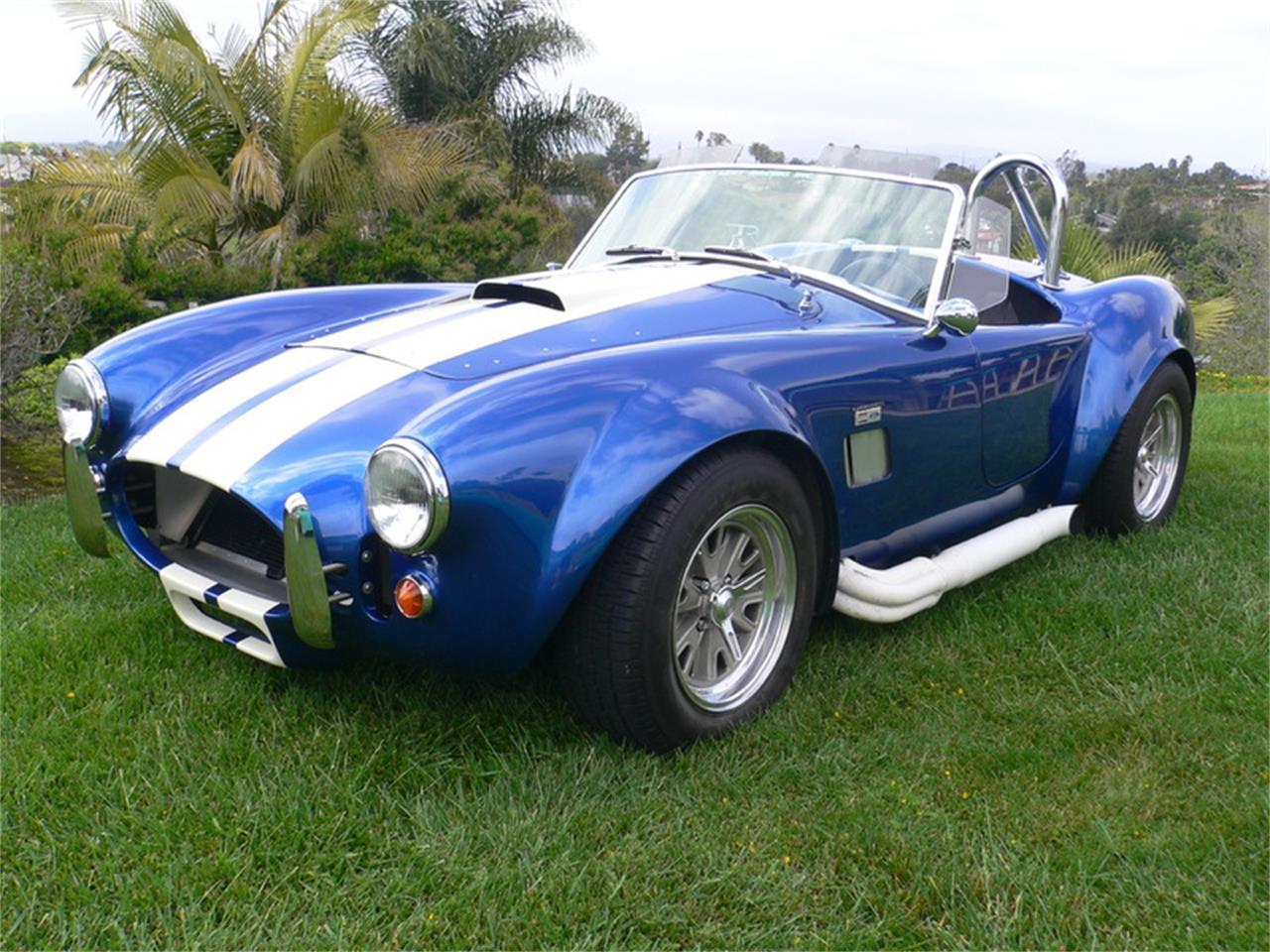 Cobra Kit Car >> 1965 Shelby Cobra Replica For Sale Classiccars Com Cc 1010748