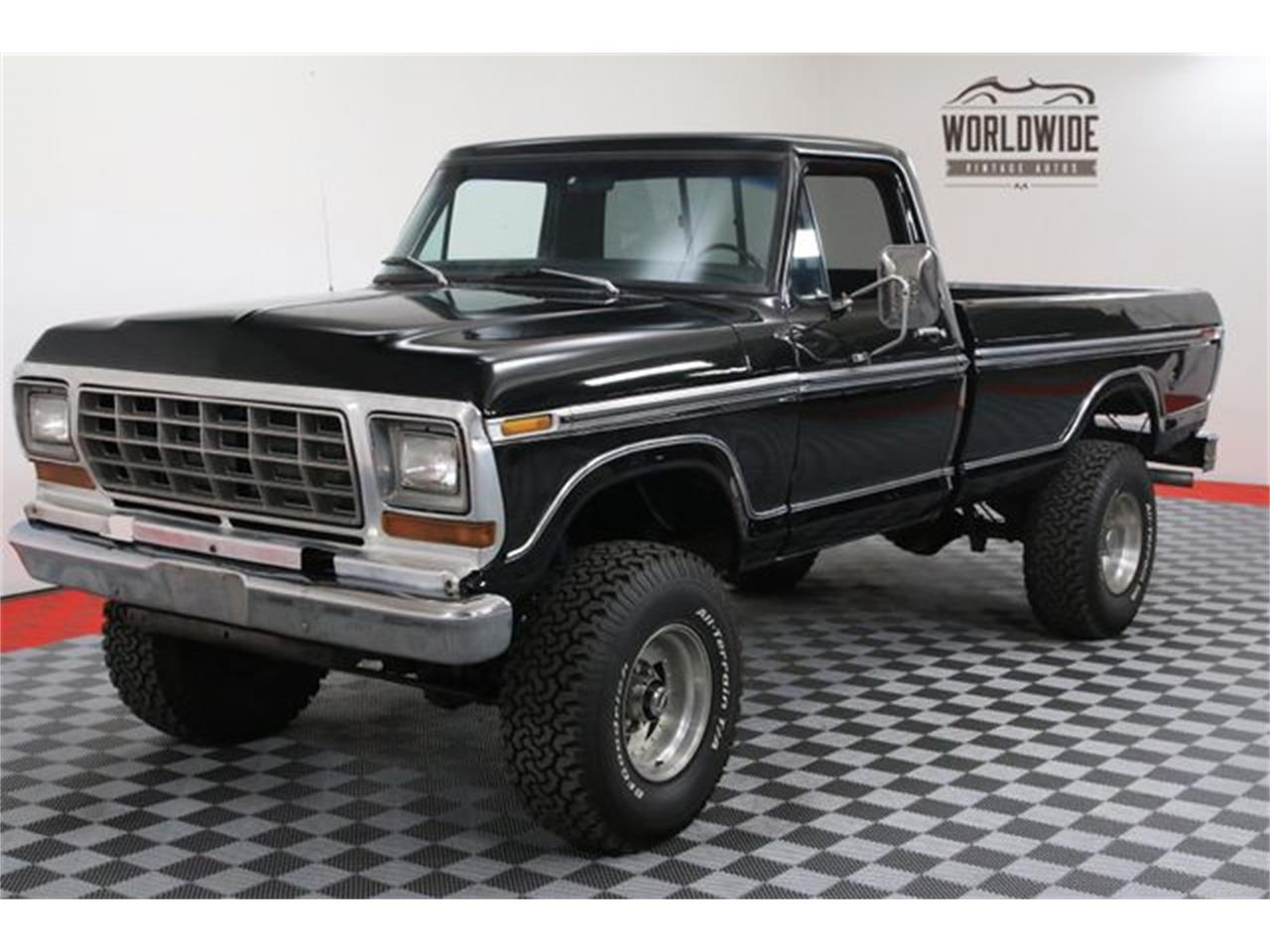 1979 Ford F250 For Sale Classiccars Com Cc 1010752