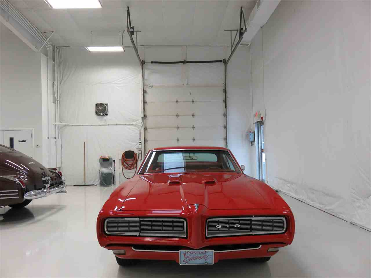 Large Picture of '68 GTO - LT55