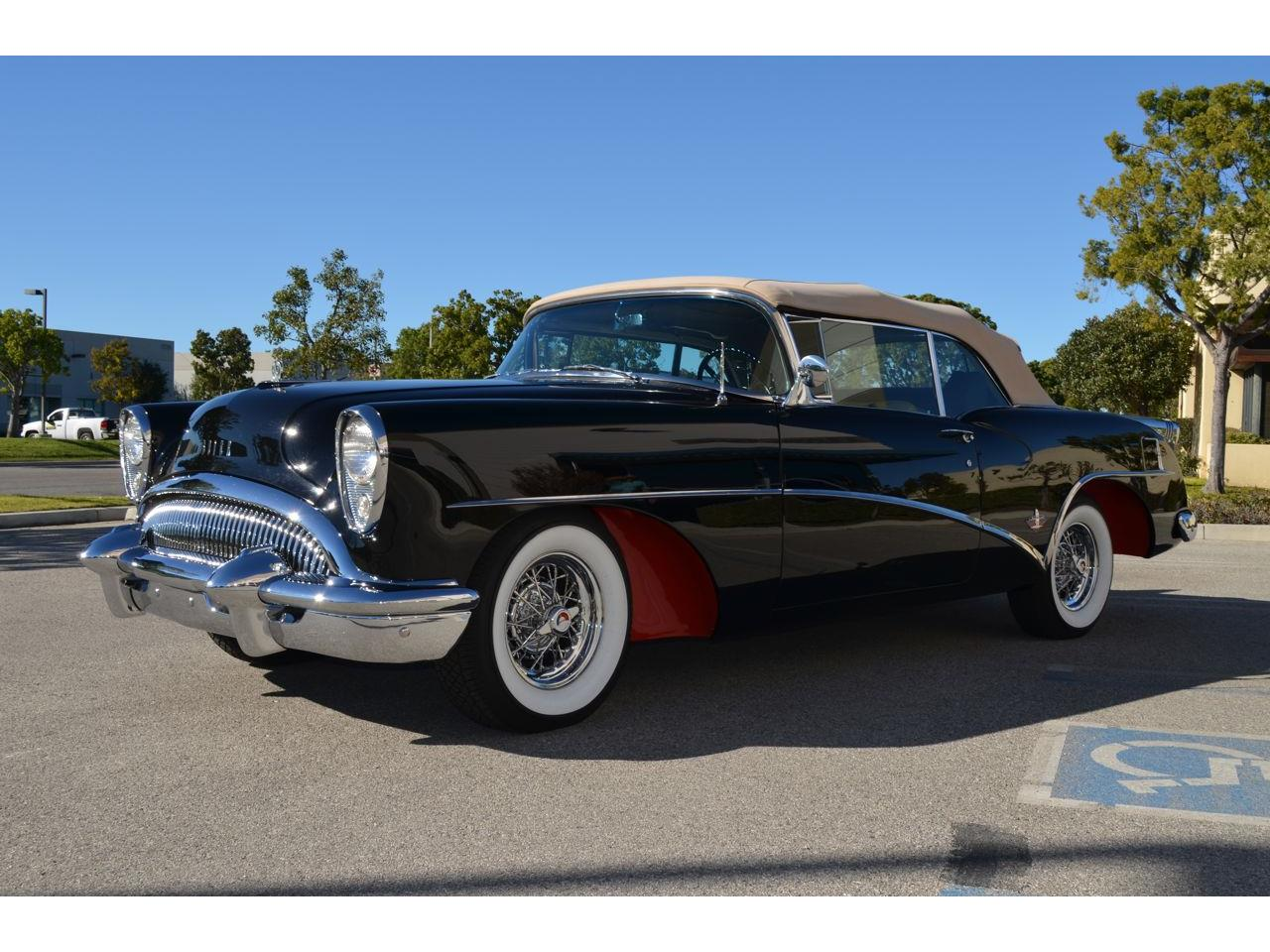 Large Picture of Classic 1954 Buick Skylark located in California - $119,000.00 Offered by Spoke Motors - LT5D