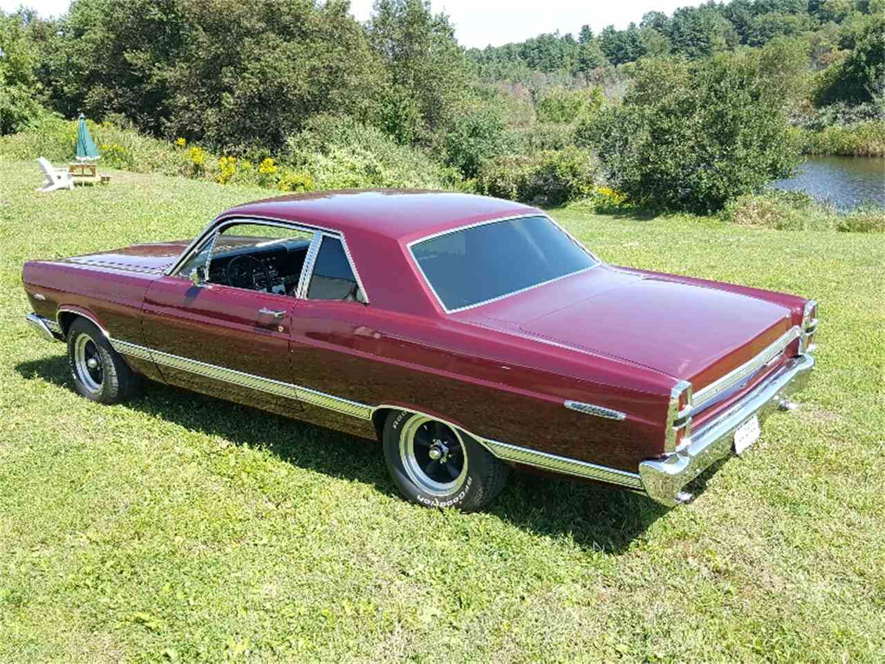 Large Picture of '67 Ford Fairlane 500 - $19,995.00 Offered by Woottons Redline Classic Cars - LT5G