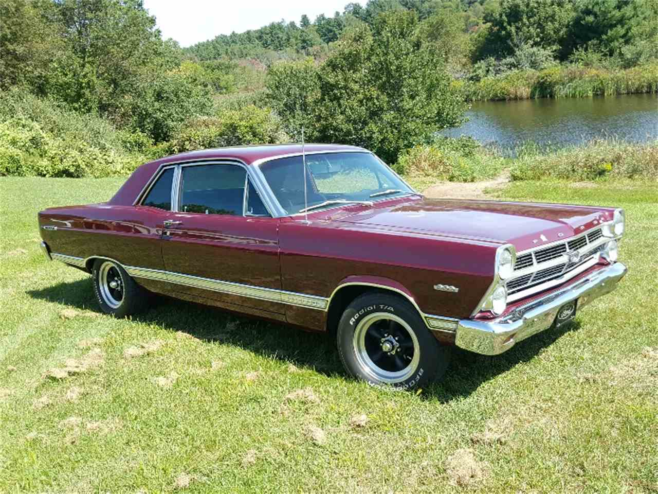 Large Picture of Classic '67 Ford Fairlane 500 Offered by Woottons Redline Classic Cars - LT5G