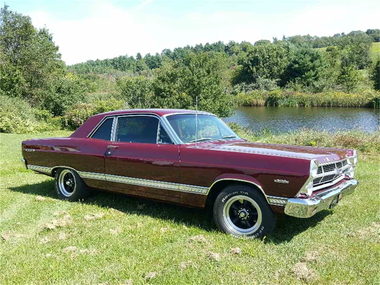 Large Picture of '67 Fairlane 500 located in Connecticut - $19,995.00 Offered by Woottons Redline Classic Cars - LT5G