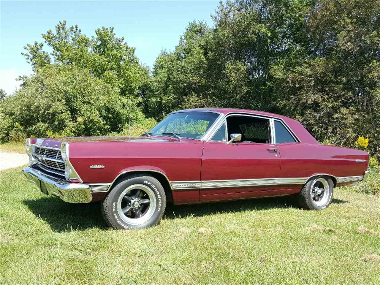 Large Picture of Classic 1967 Ford Fairlane 500 located in Woodstock Connecticut - $19,995.00 Offered by Woottons Redline Classic Cars - LT5G