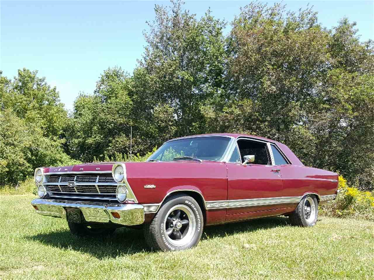 Large Picture of 1967 Fairlane 500 located in Connecticut Offered by Woottons Redline Classic Cars - LT5G