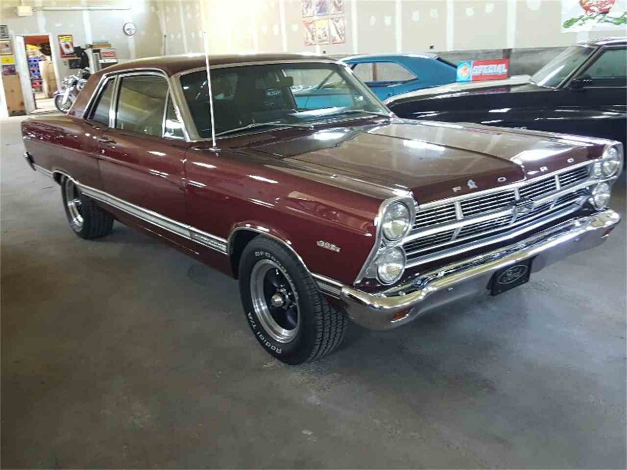 Large Picture of '67 Ford Fairlane 500 Offered by Woottons Redline Classic Cars - LT5G